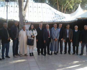 المجلس الإقليمي للرحامنة يحافظ على إجماع و توافق أعضائه.