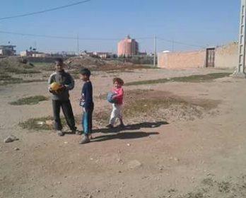 دوار محمد بن علال بابن جرير تحت قصف المياه العادمة!