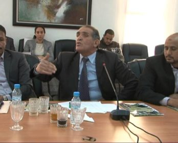المجلس الإقليمي للرحامنة : خارطة الطريق المقاربة التشاركية.
