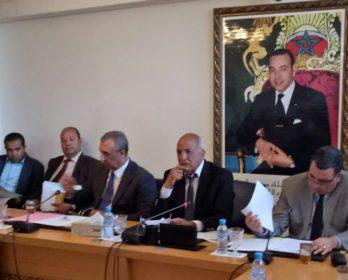 المجلس الإقليمي للرحامنة يعقد دورته العادية في هذا التاريخ و لهذا السبب.