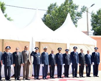 في ذكرى تأسيس الأمن الوطني الوالي عمر الخمري تحدث عن إنتاج الأمن المشترك.