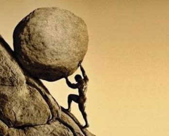سيزيف يحمل صخرة ابن جرير!!
