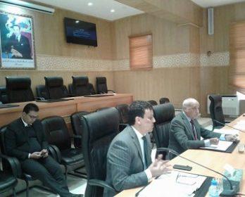 دورة عادية للمجلس الإقليمي للرحامنة : نقاش ماراطوني لاستصدار قرارات سيادية من مخر الإبرة.