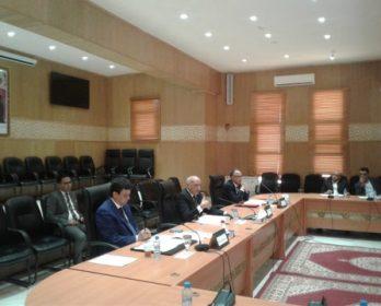 دورة المجلس الإقليمي للرحامنة العادية …سوء الفهم الكبير