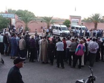 الإرني يطالب بتفعيل قانون التجريد من العضوية بجماعة الجبيلات